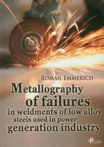 Metallography of failures + CD - 2856766749