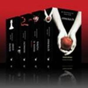 Pakiet. Saga Zmierzch (Przed świtem, Księżyc w nowiu, Zmierzch, Zaćmienie)+Drugie życie Bree Tanner - 2857595764