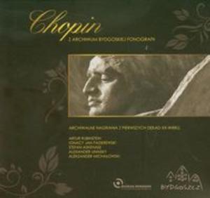 Chopin z archiwum bydgoskiej fonografii CD - 2853437959