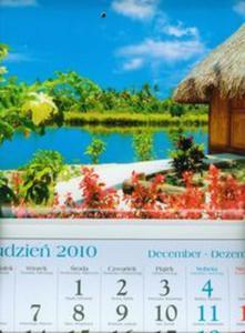 Kalendarz 2011 KT10 Wakacje trójdzielny - 2857601566