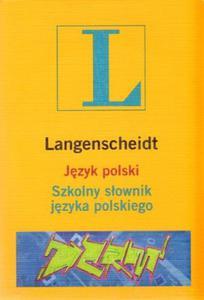Język polski Szkolny słownik języka polskiego + CD