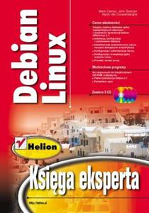 Debian Linux. Księga eksperta - 2857605209