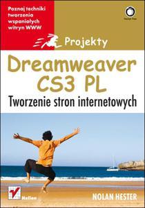 Dreamweaver CS3. Tworzenie stron internetowych. Projekty - 2857605214