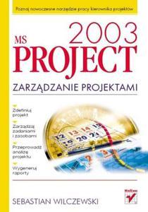 MS Project 2003. Zarzadzanie projektami - 2857605471