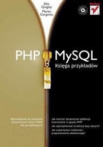PHP i MySQL. Księga przykładów - 2857605563