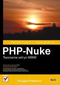 PHP-Nuke. Tworzenie witryn WWW - 2857605566