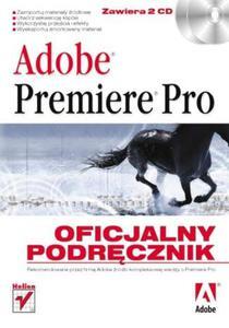 Adobe Premiere Pro. Oficjalny podręcznik - 2857605659