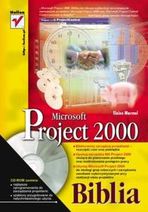 MS Project 2000. Biblia - 2857605665