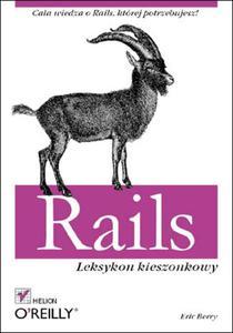 Rails. Leksykon kieszonkowy - 2857605701