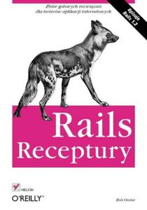 Rails. Receptury - 2857605702