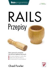 Rails. Przepisy - 2857605703