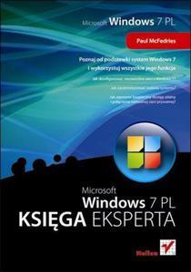 Windows 7 PL. Księga eksperta - 2857605898