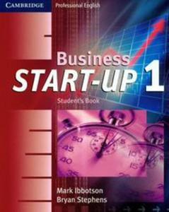 Business start-up 1 student's book - 2857607537