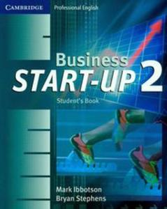 Business start-up 2 student's book - 2857607538