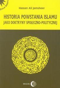 Historia powstania islamu jako doktryny społeczno-politycznej - 2857608761