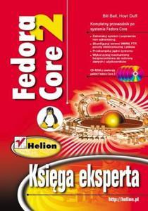 Fedora Core 2. Księga eksperta - 2857608879