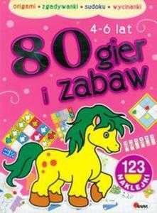 80 gier i zabaw - 2857609505