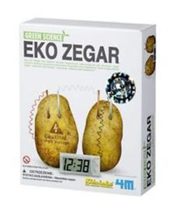 Green Science Eko zegar - 2825745315
