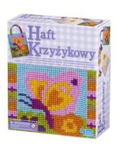 Haft krzyżykowy - 2857609854