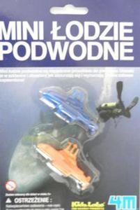 Mini łodzie podwodne - 2857609901