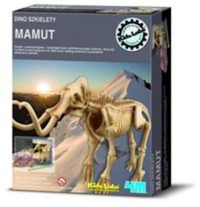Dino szkielety Mamut - 2857609949