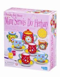 Zrób to sam - Mini serwis do herbaty - 2857609965