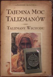 Tajemna moc taliznamów Talizmany Wschodu - 2825654397