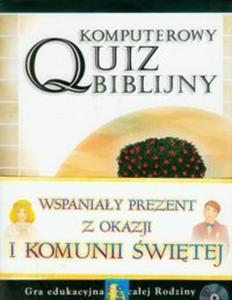 Komputerowy quiz biblijny - 2857610769