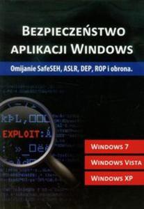 Bezpieczeństwo aplikacji Windows - 2857610833