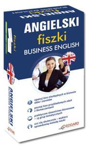 Angielski. Fiszki Business English