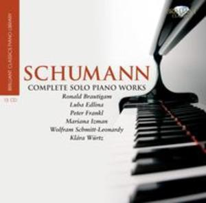 Schumann: Complete Piano Works - 2857612363