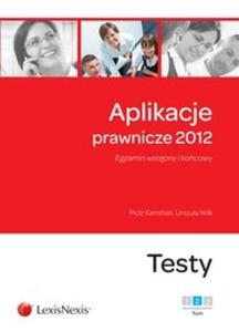 Aplikacje prawnicze 2012 t.2