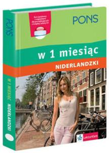 Pons Niderlandzki w 1 miesiąc z płytą CD - 2857613065