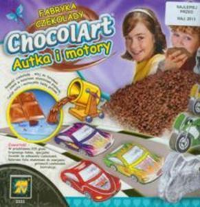 Chocolart Autka i motory - 2825748896