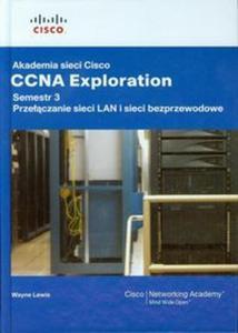 Akademia sieci Cisco CCNA Exploration Semestr 3 + CD - 2857613681