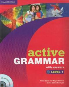 Active Grammar with answers Level 1 + CD - 2825749548