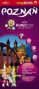 Poznań Euro 2012 - 1:20 000 mapa i miniprzewodnik - 2857614332