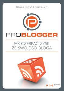ProBlogger. Jak czerpać zyski ze swojego bloga - 2825751340