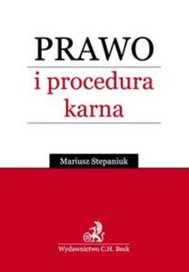 Prawo i procedura karna - 2825751865