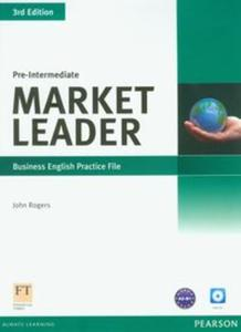 Market Leader 3rd Ed Pre-Intermediate Business English Practice File - 2825752081
