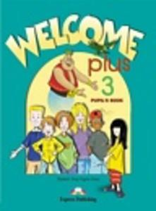 Welcome plus3 Pupil`s book - 2825654871