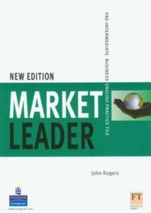Market Leader NEW Pre-Intermediate business english practice file - 2857617868