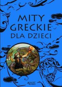 Mity greckie dla dzieci - 2825753548