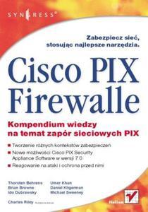 Cisco PIX. Firewalle - 2857619448