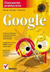 Google. Ćwiczenia praktyczne - 2857619567