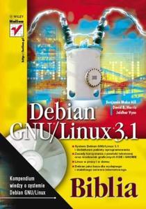 Debian GNU/Linux 3.1. Biblia - 2857619678