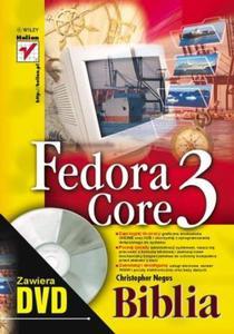 Fedora Core 3. Biblia - 2857619751