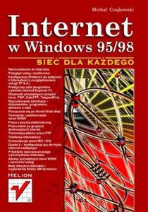 Internet w Windows 95/98. Sieć dla każdego - 2857619871
