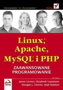 Linux, Apache, MySQL i PHP. Zaawansowane programowanie - 2857619962