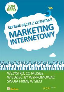 Marketing internetowy. Szybkie łącze z klientami - 2825755506